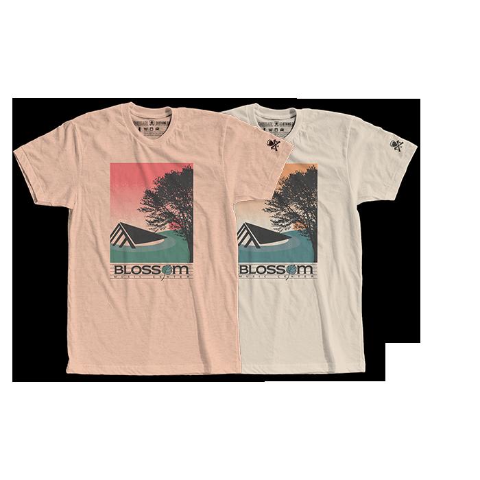 Blossom Sunset T-Shirt