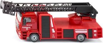 Siku #2114 1/50 MAN  Aerial Ladder Truck