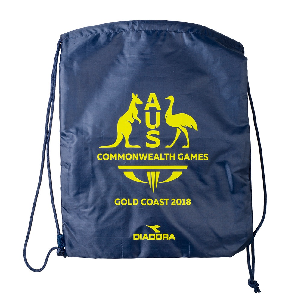 Team Australia Drawstring Bag