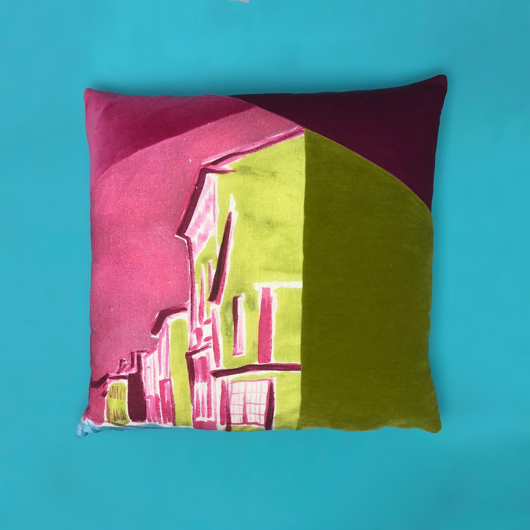 Vert Cushion
