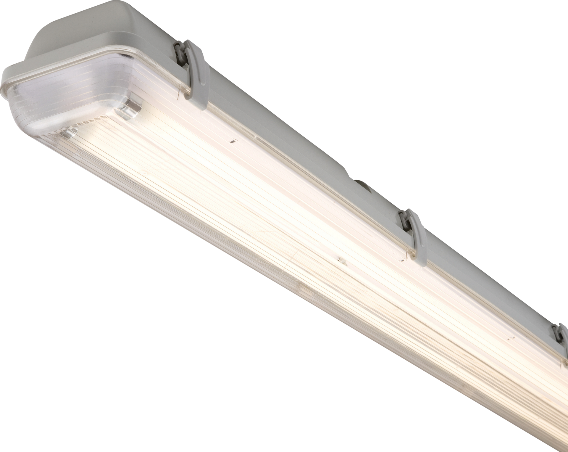 230V IP65 2X28W T5 HF Twin Non-Corrosive Fluorescent Fitting 4ft