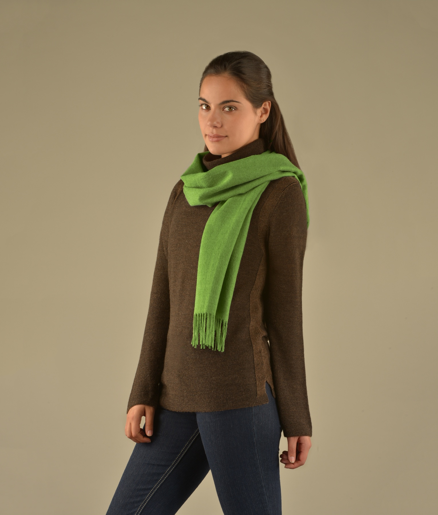 BRUSHED SCARF VR12951