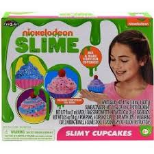 NICKELODEON CUPCAKES SLIME IN BOX