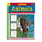 SL 028500800 KDS8 LEARN TO DRAW ANIMALS
