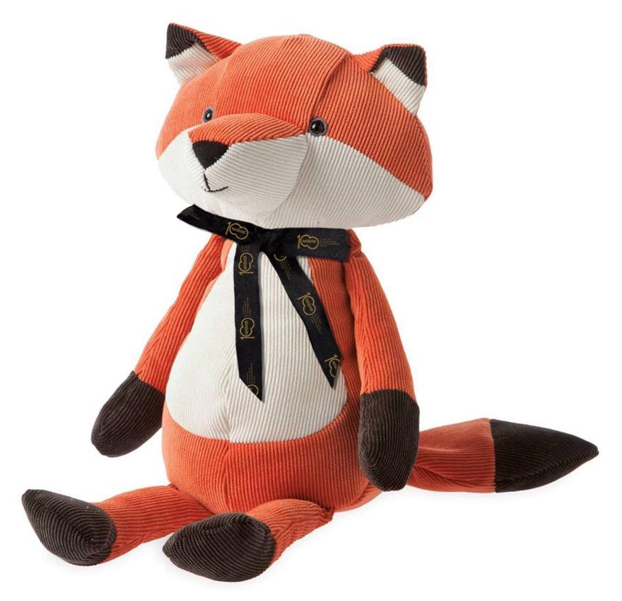 Stuffed Vixen Fox