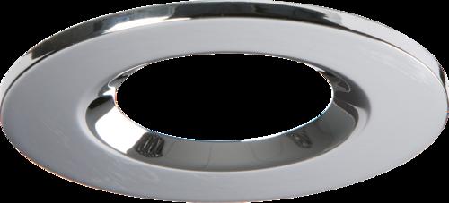 Chrome Bezel for VFRCOB Downlights