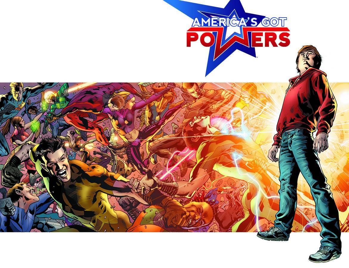 Americas Got Powers TP