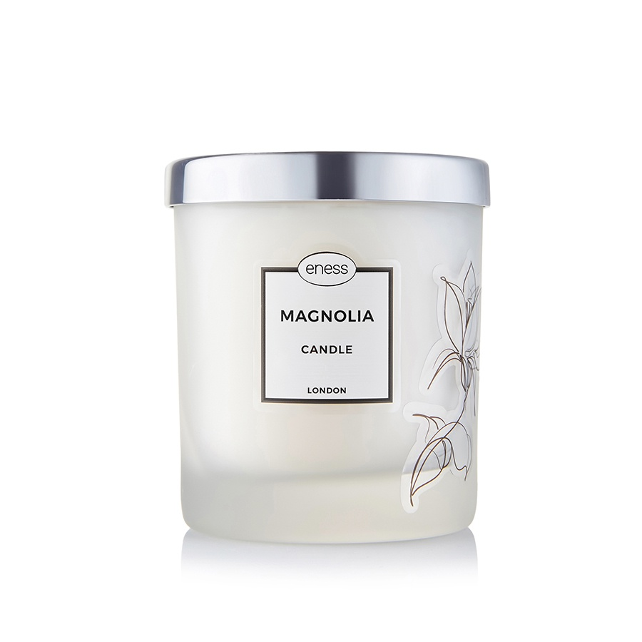 Magnolia Florals Luxury Candle 125ml