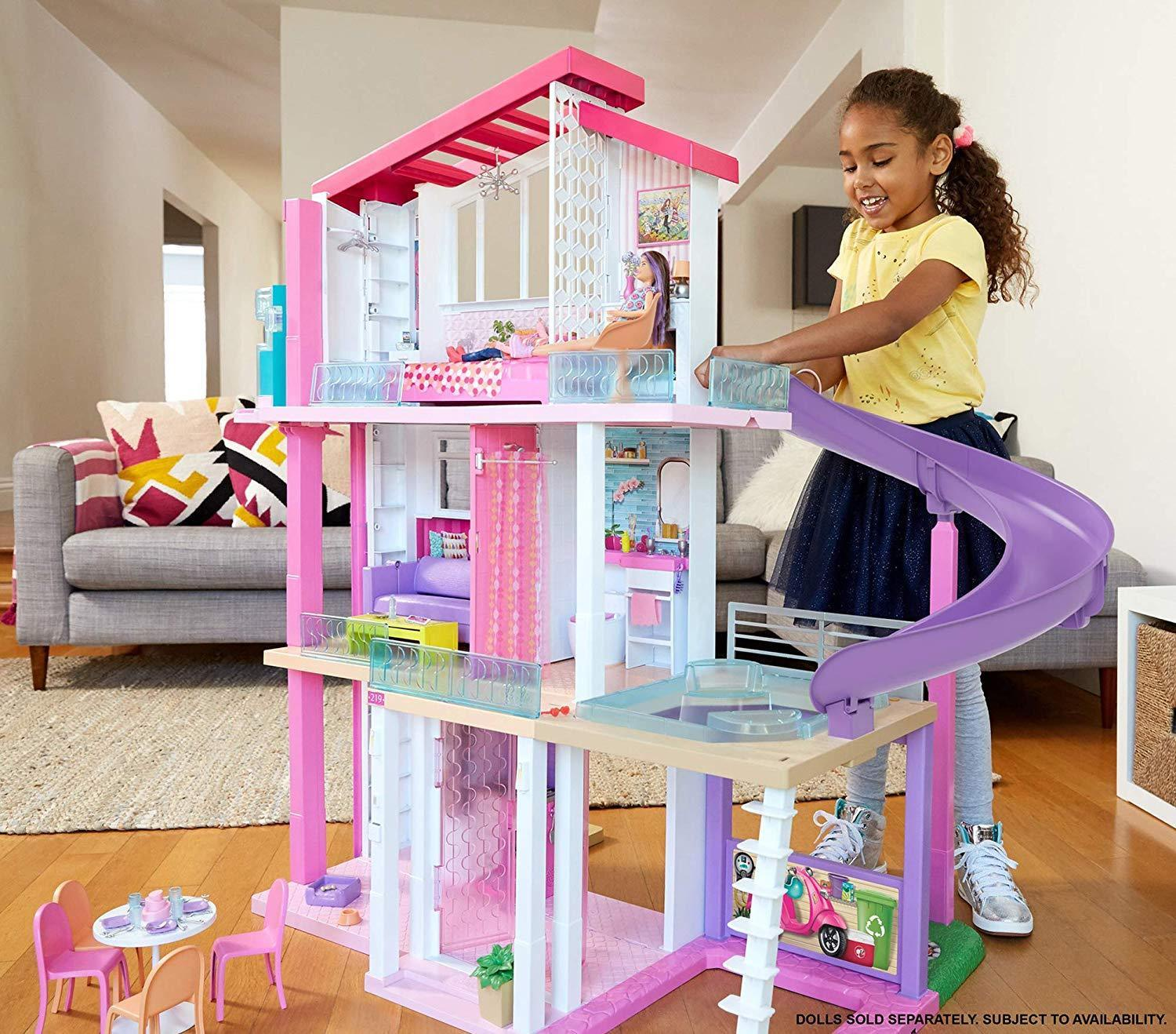BARBIE DREAMHOUSE 2019