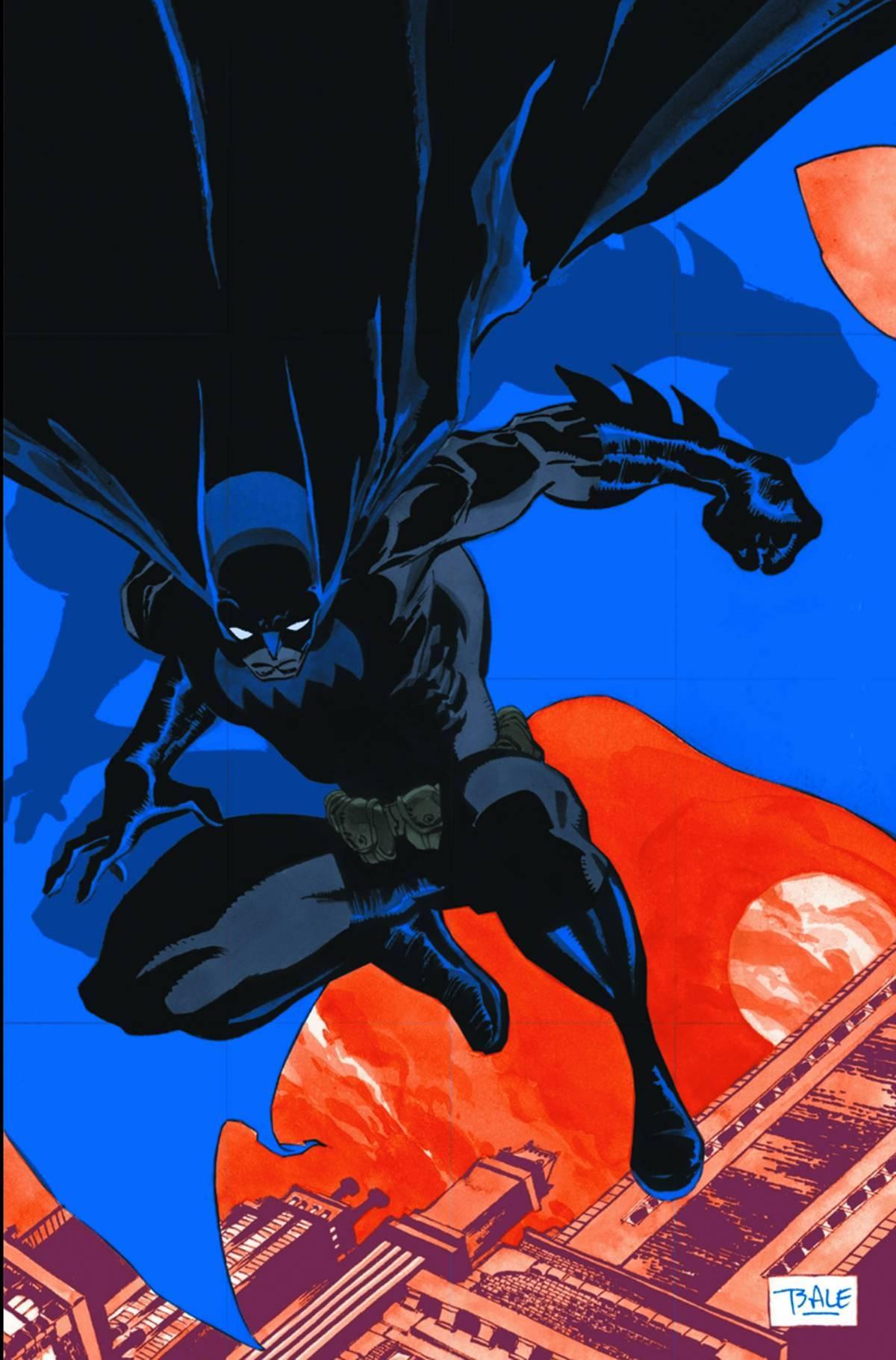 Absolute Batman Haunted Knight HC