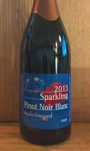 Myola Pinot Noir Sparkling Blanc du Noirs
