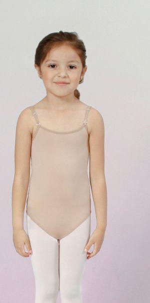 Basic Moves Child Nude Leotard (BM5474G)