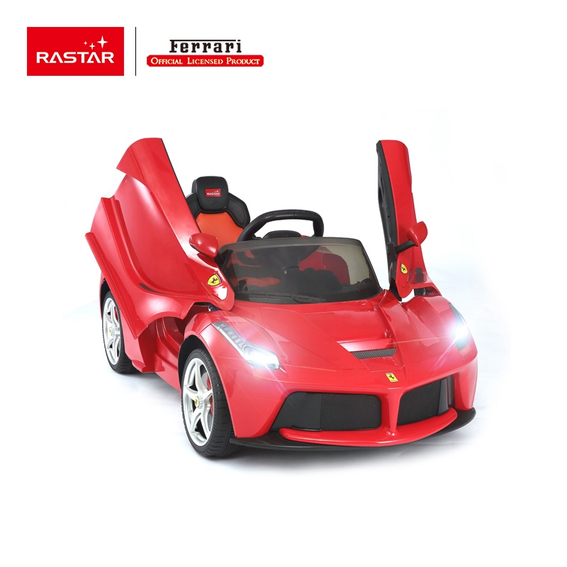 Rastar Ferrari La Ferrari Licensed Kids Electric RC Ride On Car | Children  Ride On Car | Infantmax | Everything For Kids And Moms
