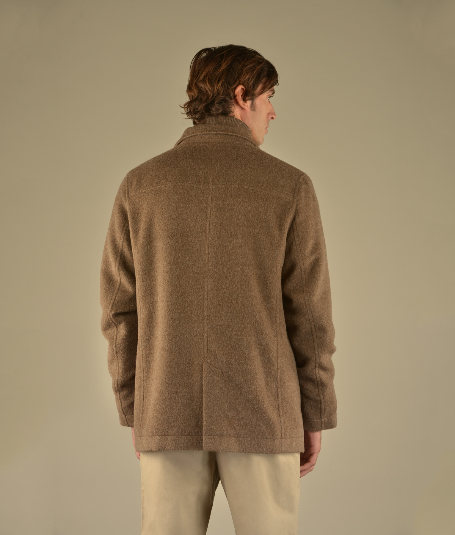 MEN'S TWO LAYERED JACKET 211