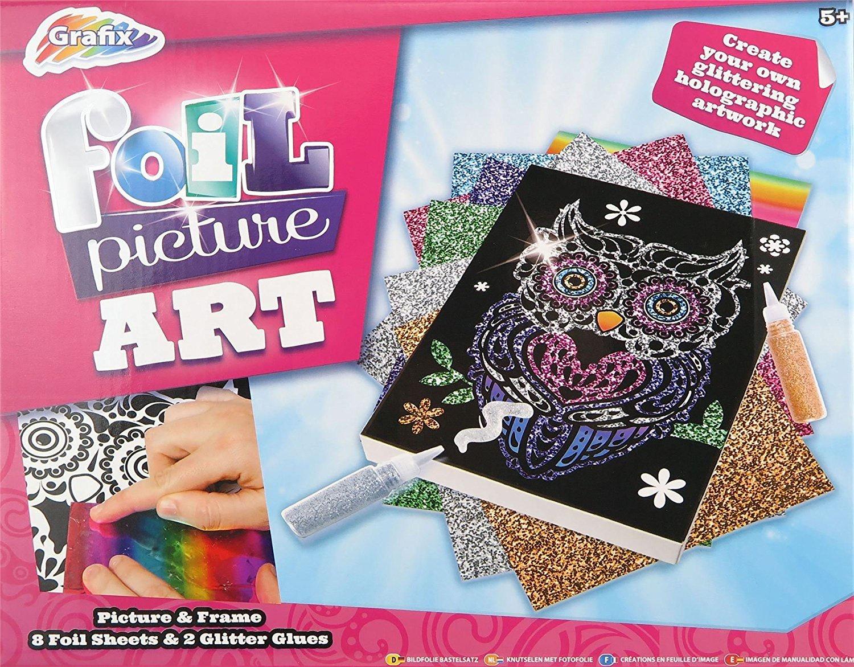 Foil picture art create your holographic artwork grafix nonsuch jeuxipadfo Images