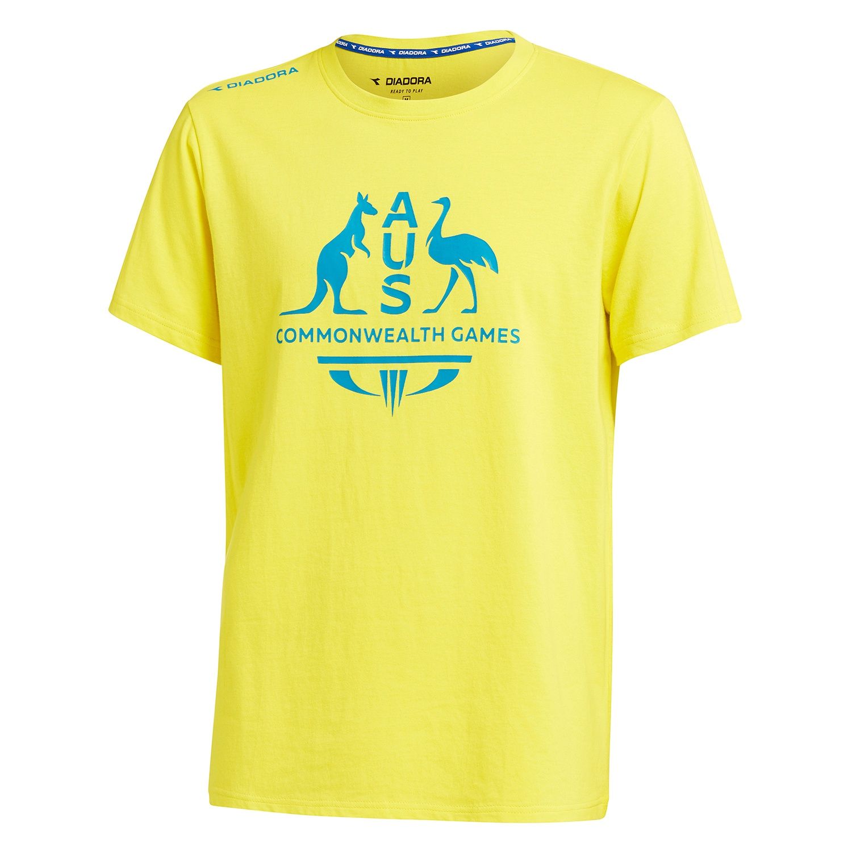 Team Australia Kid's Logo T-Shirt Image