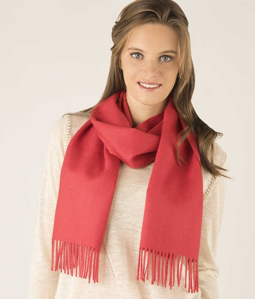LONG BRUSHED SCARF RJ1092
