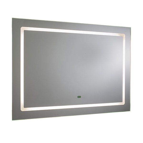 Valor mirror IP44 15W SW wall - mirrored glass