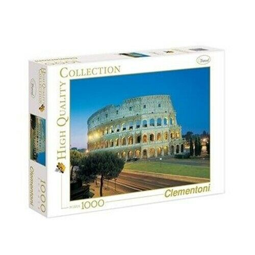 1000 PC PUZZLE ROMA -COLOSSEO