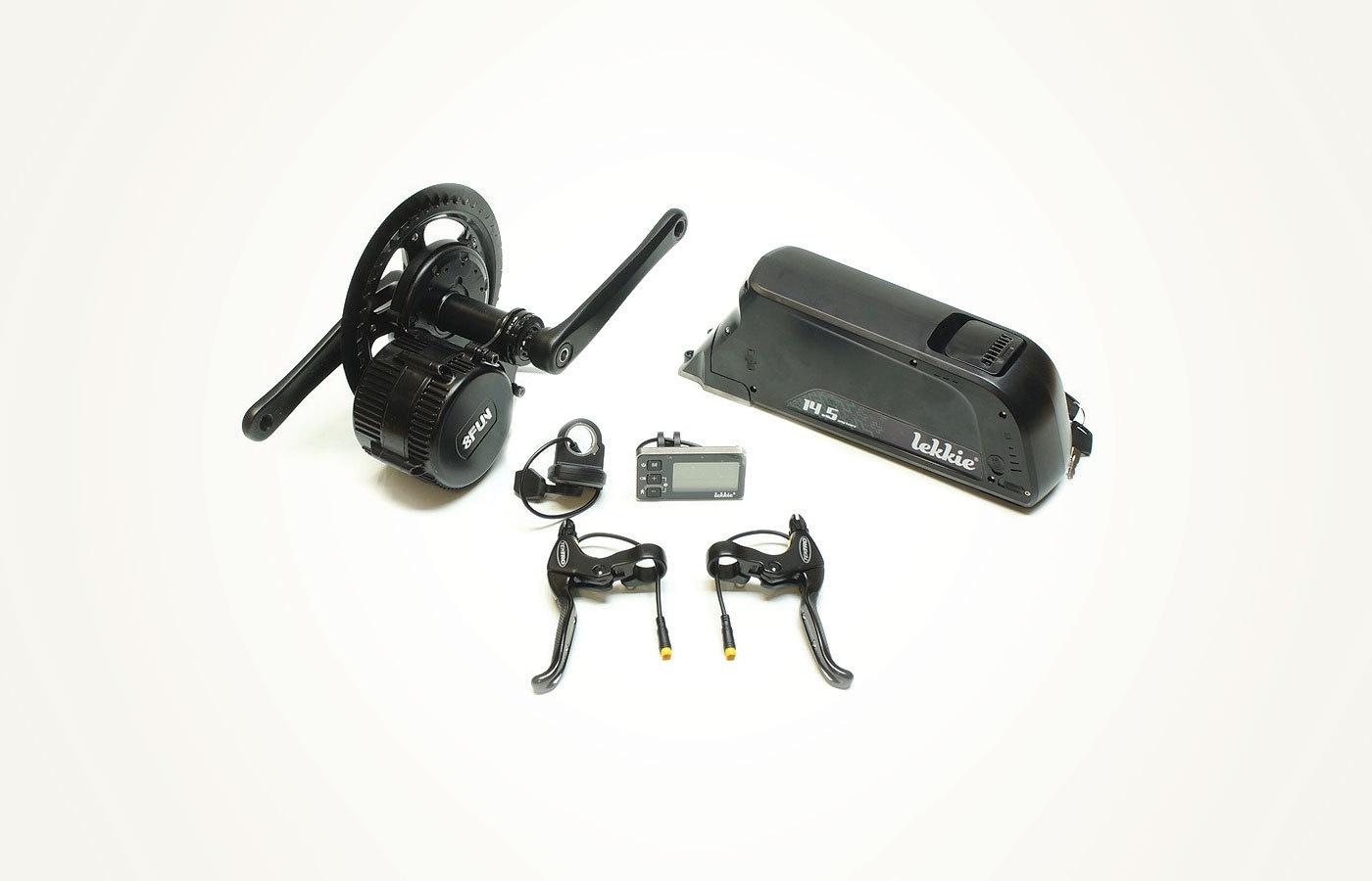 Lekkie Summit Electric Bike Kit