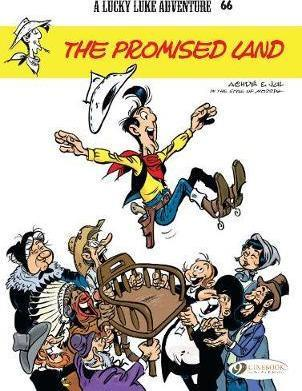 Lucky Luke Adventure #66 - The Promised Land