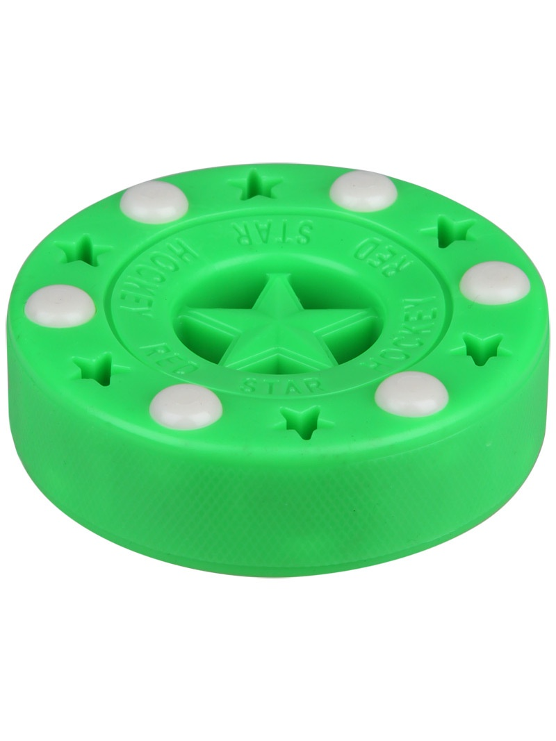 RED STAR BULLET PUCK