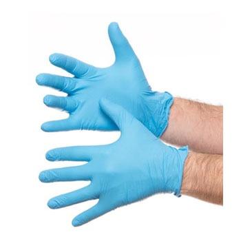 mediskin nitrile powderfree gloves small