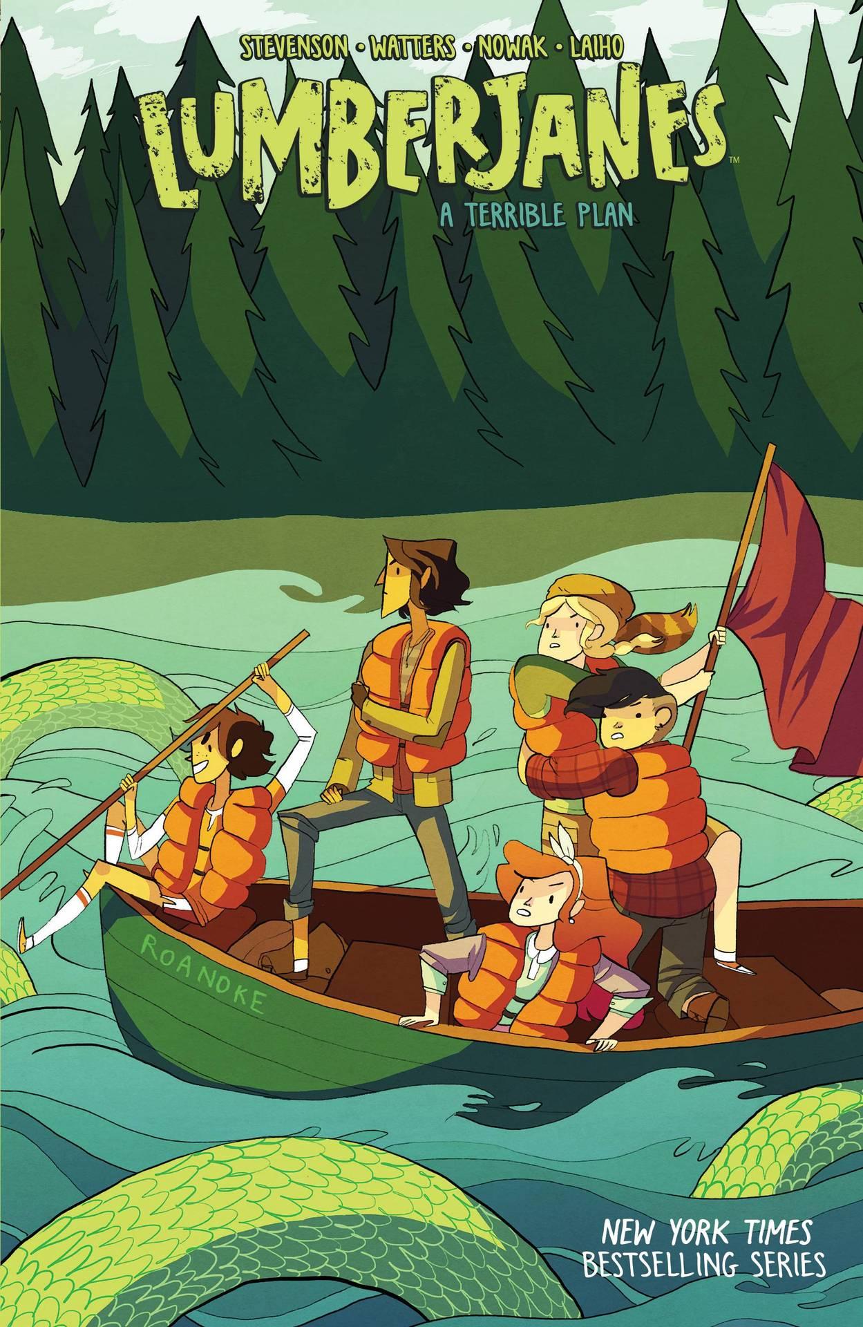 Lumberjanes Vol 03