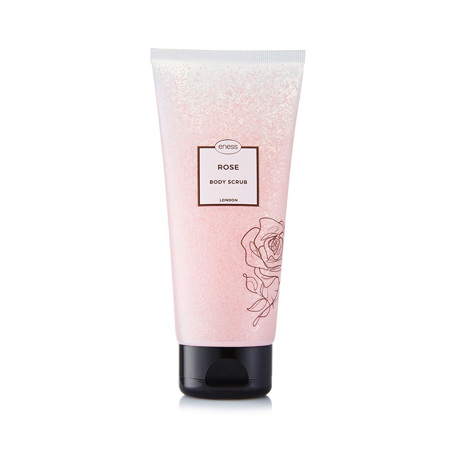 Rose Florals Body Scrub 200ml