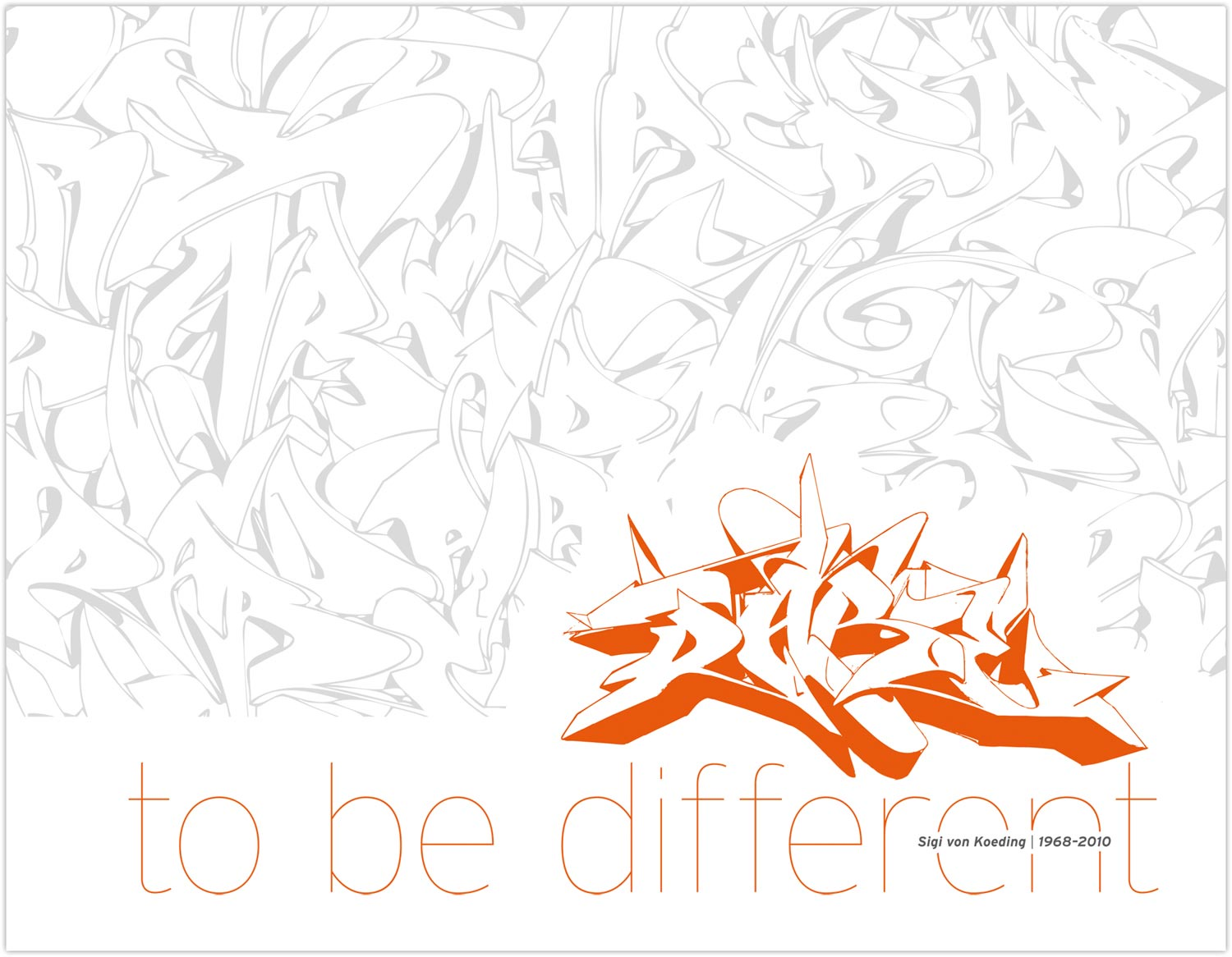 Dare To Be Different Book Mainline Art And Graffiti Store