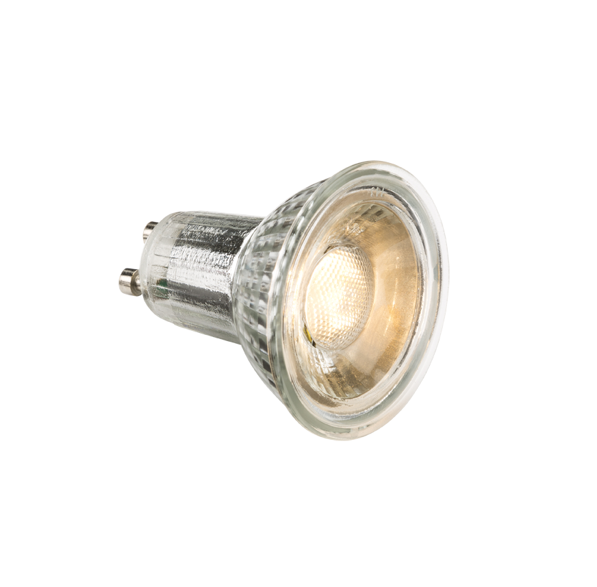 230V 5W GU10 LED 2700K (dimmable)