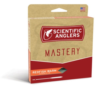 Scientific Anglers Mastery Redfish Fly Line, Warm Water
