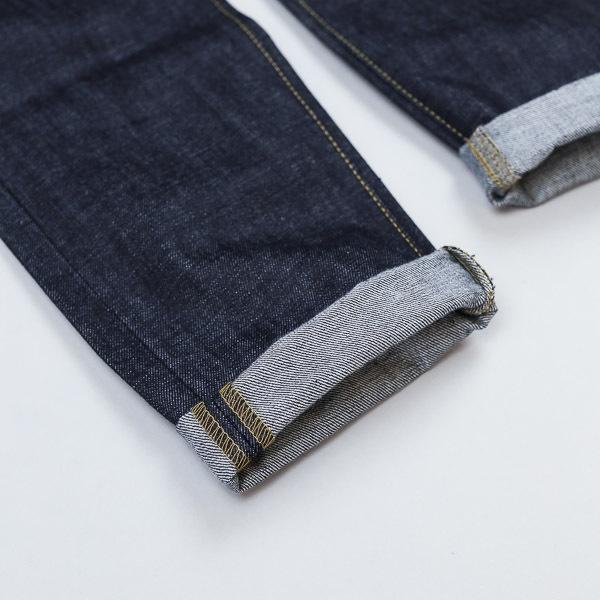 Carhartt W.I.P. Klondike Pant Edgewood Blue Rinsed