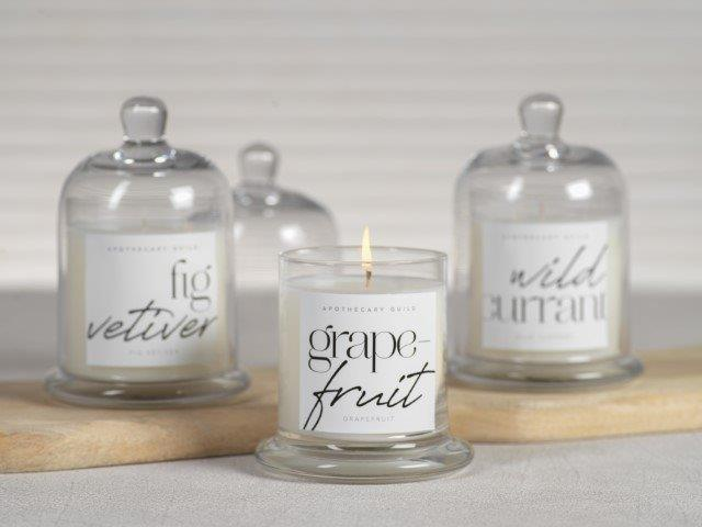 AG Scented Candle Dome Jar