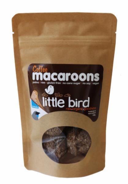 Little Bird Coffee Macaroon