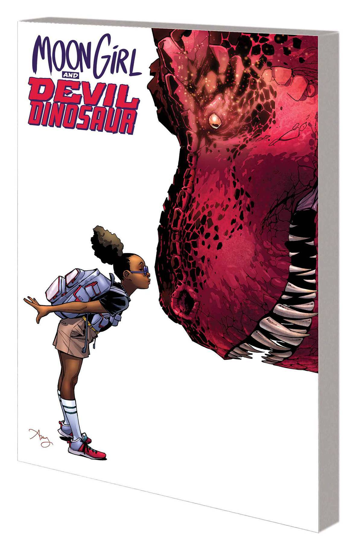 Moon Girl And Devil Dinosaur Vol 01 BFF