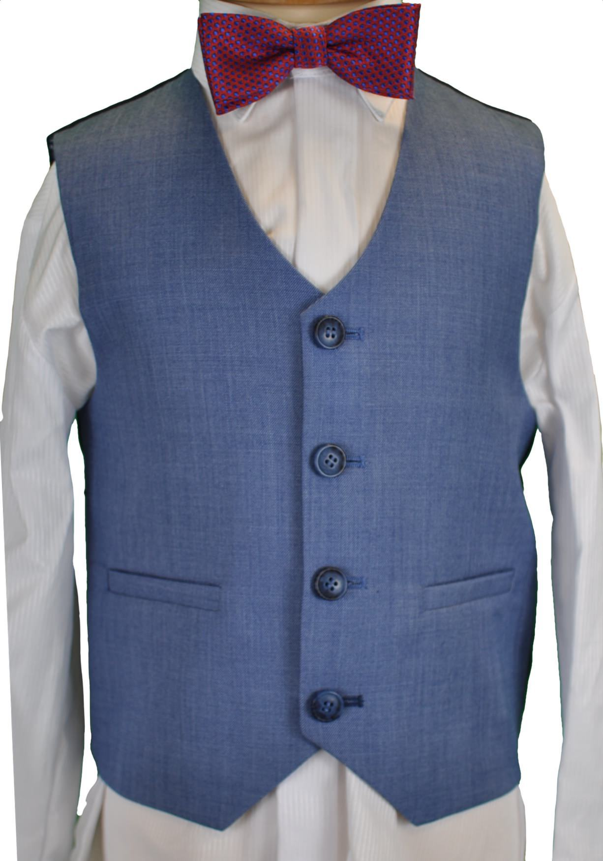 Boys Blue Jay 3pc Suit | Boys Suits & Blazers | Suits District