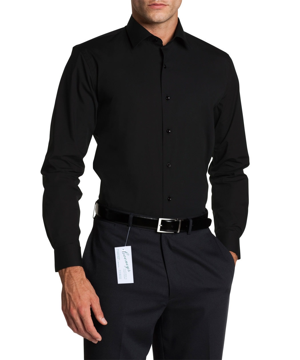 Van Heusen Flex Collar Slim Fit Shirts Summer Cook