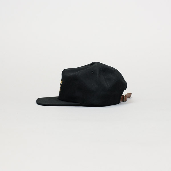 Pass~Port Inter Solid Cap Black