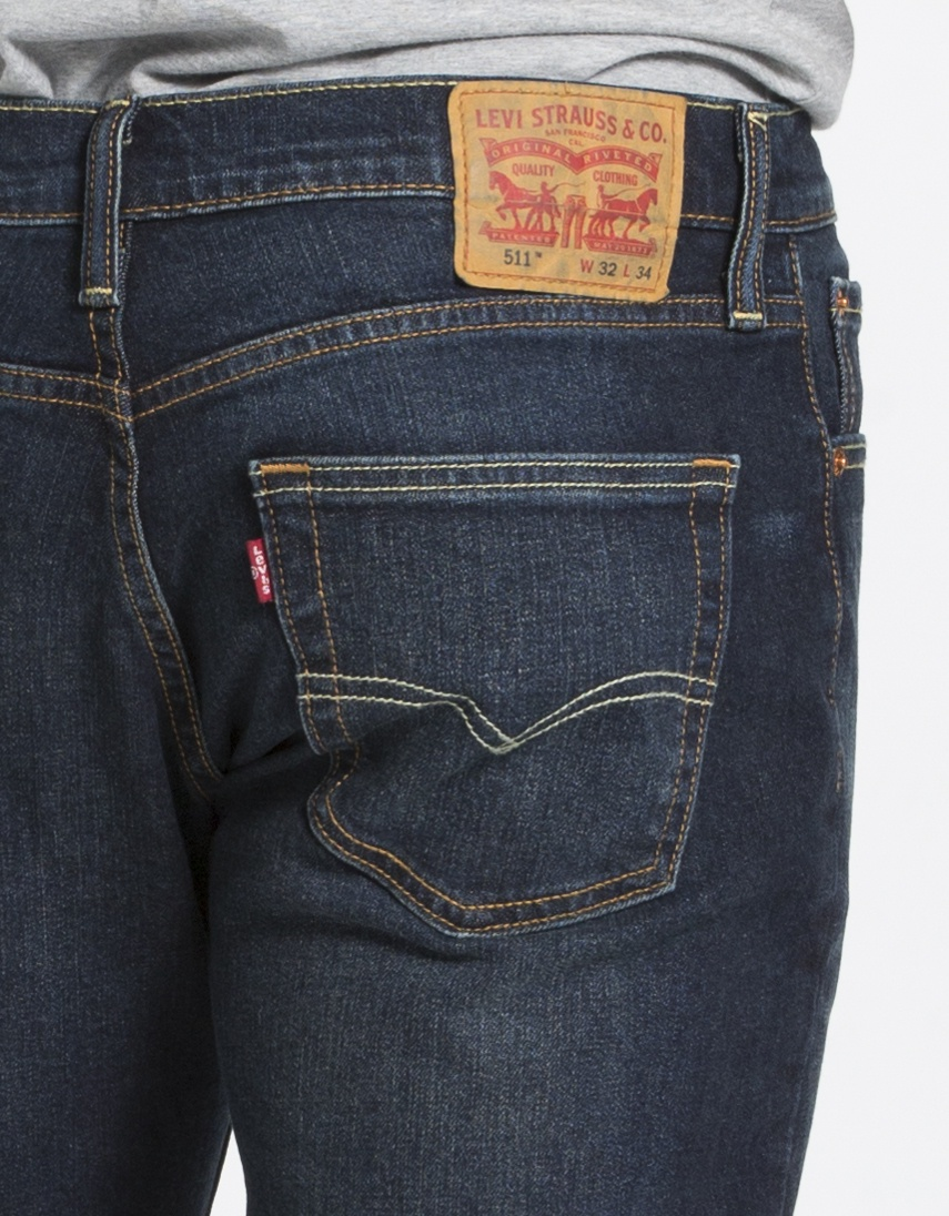 ebb36446fe75f4 Levis 511 Slim Fit - Ama Sequoia - Out There Surf