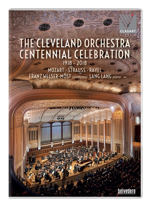 The Cleveland Orchestra Centennial Celebration DVD