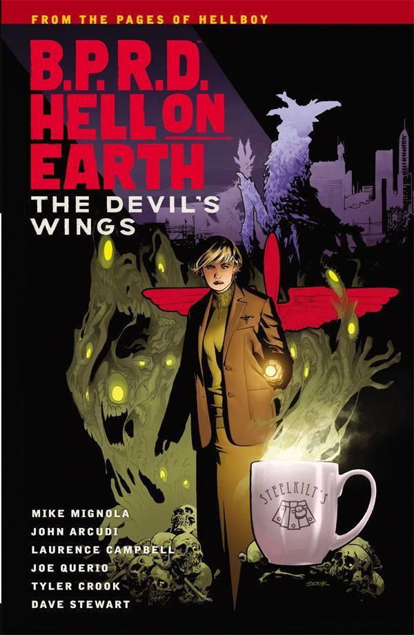 BPRD Hell On Earth Vol 10 Devils Wings