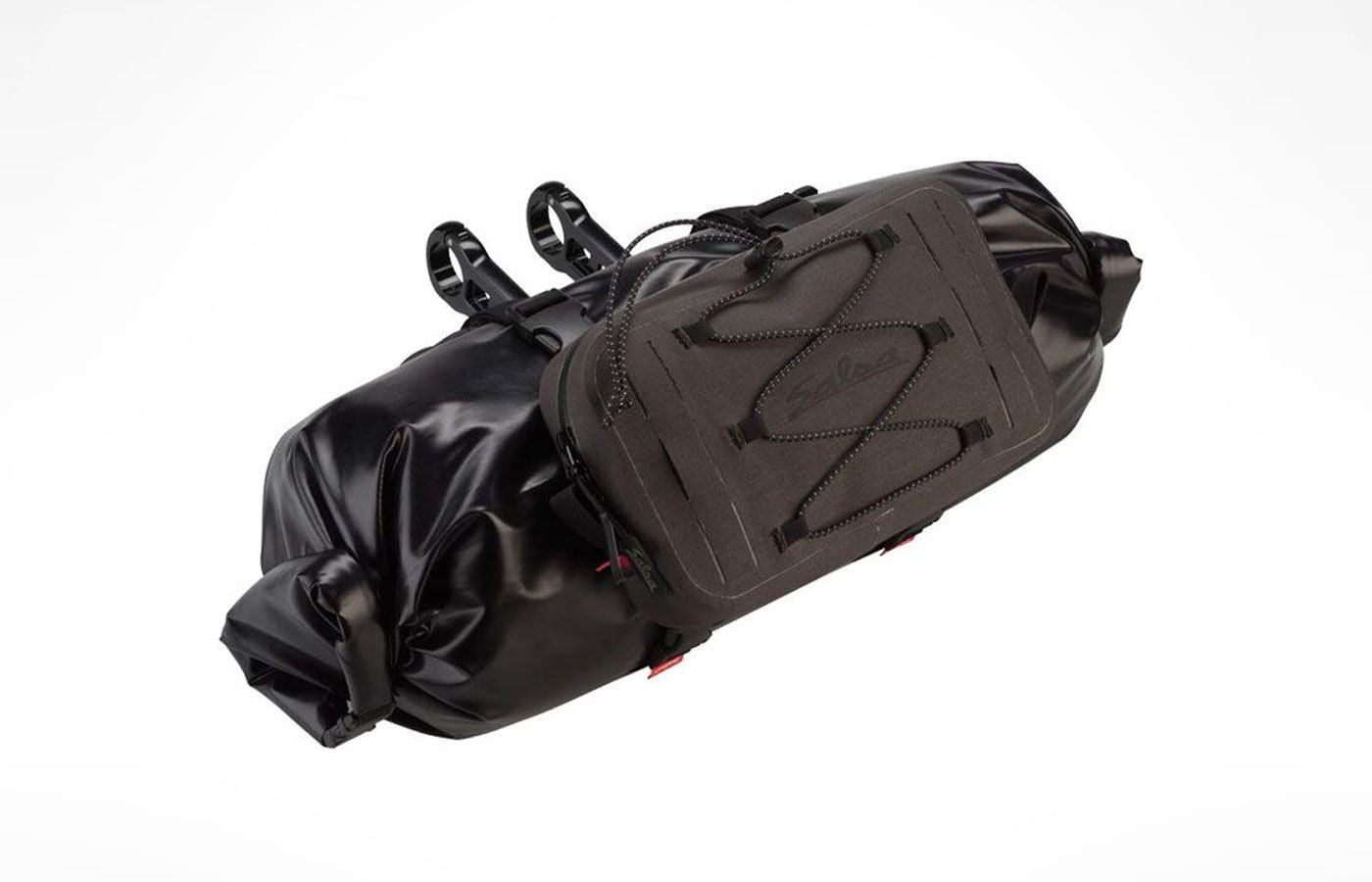 Salsa EXP Anything Cradle with 15l Dry Bag, Pouch and Straps