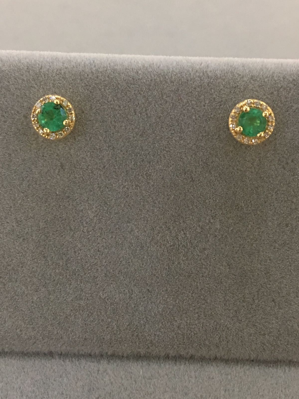 emerald oval mount to ef pendants st mt click natural stud enlarge giftshop earrings helens