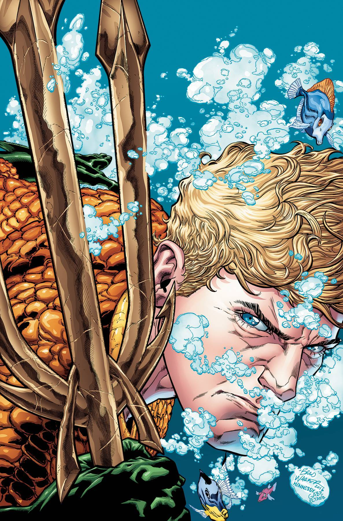 Aquaman Vol 01 The Drowning (Rebirth)