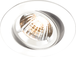 TILT WHITE TWIST-LOCK DOWNLIGHT GU10/MR16