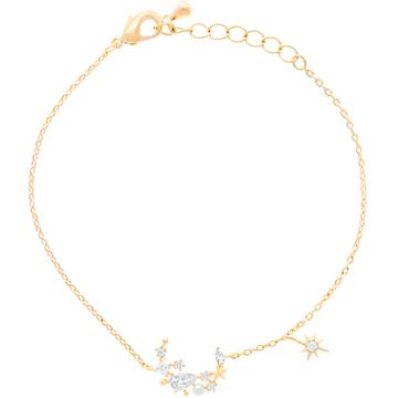 Girls Crew Moonlight Bracelet Gold