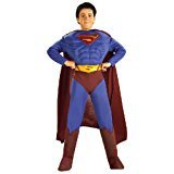 SUPERMAN MUSCLE CHEST CHILD M