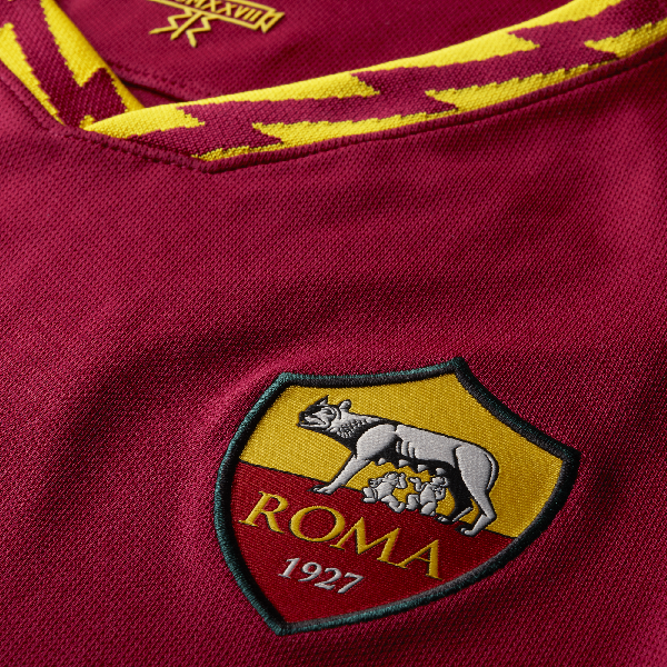 Nike A.S. Roma 19/20 Home Jersey