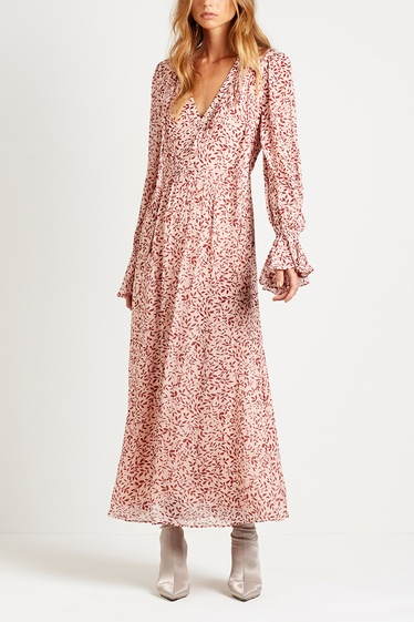 Steele Dasha Midi Dress